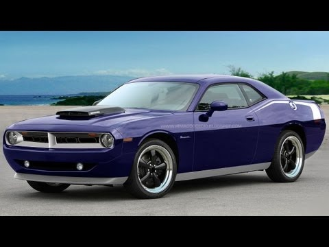 PREVIEW New 2015 SRT Barracuda by Du Oliveira www ...