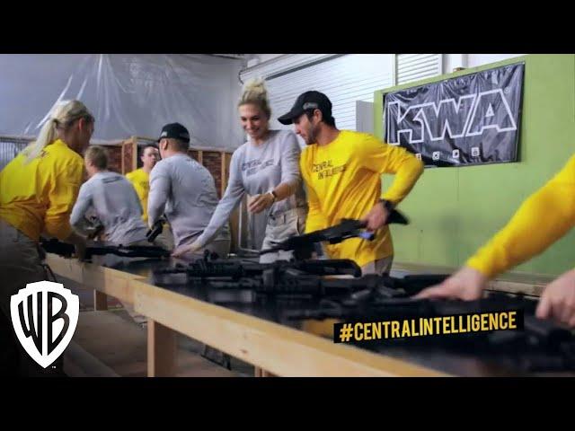 Central Intelligence Training TEASER