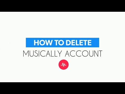 How to delete Musically Account | Permanently Delete Your Musically Account