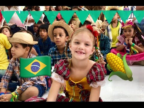 Brazilian School Festivals – São João American Experience