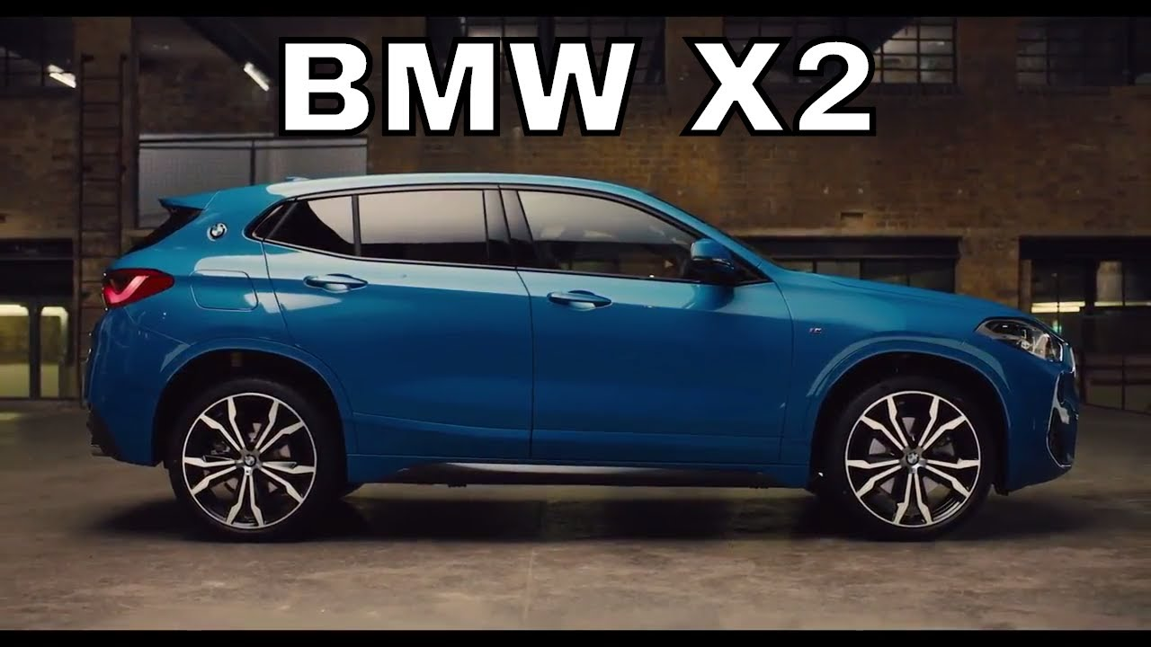 new bmw x2 crossover revealed luxurious suv price canada usa cargurus car videos youtube. Black Bedroom Furniture Sets. Home Design Ideas
