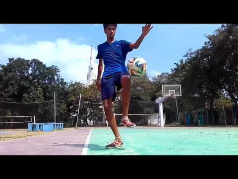 Loyola's Got Talent | Loyola  college  chennai | freestyle football |dani Mukunth