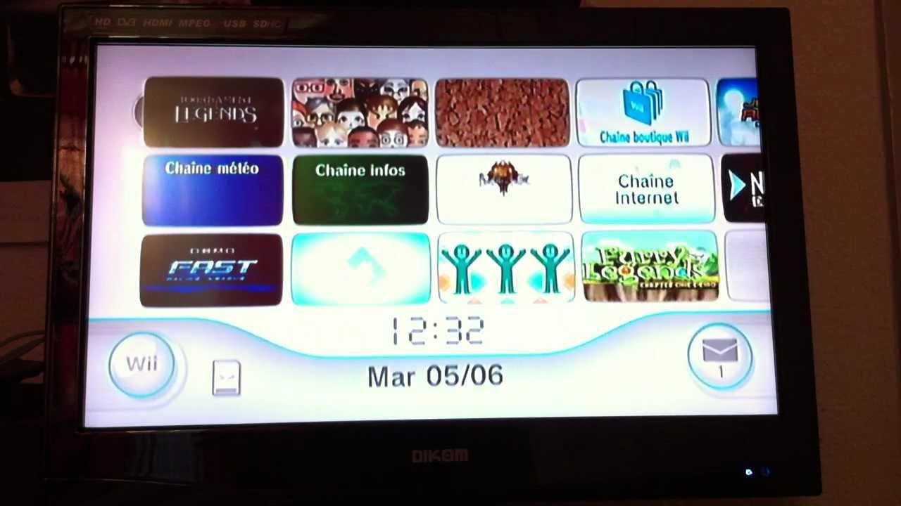 Comment Avoir Internet Sur La Wii