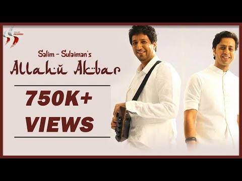 Allahu Akbar Official Video Song | Salim & Sulaiman | Artist Aloud