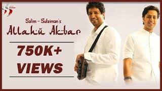 Official Video Of Allahu Akbar I Salim - Sulaiman I ArtistAloud