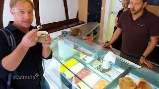 Tobi und das Federweißer-Eis vom Cocola Heppenheim
