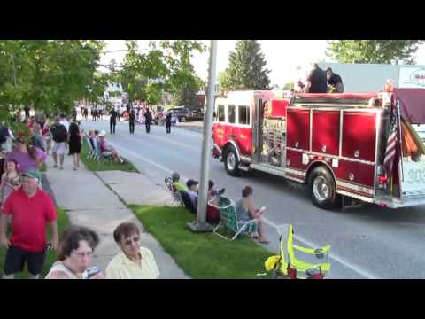 Rouses Point Parade  7-2-17