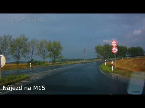 Cesta do Chorvatska 2013 /přes Maďarsko/