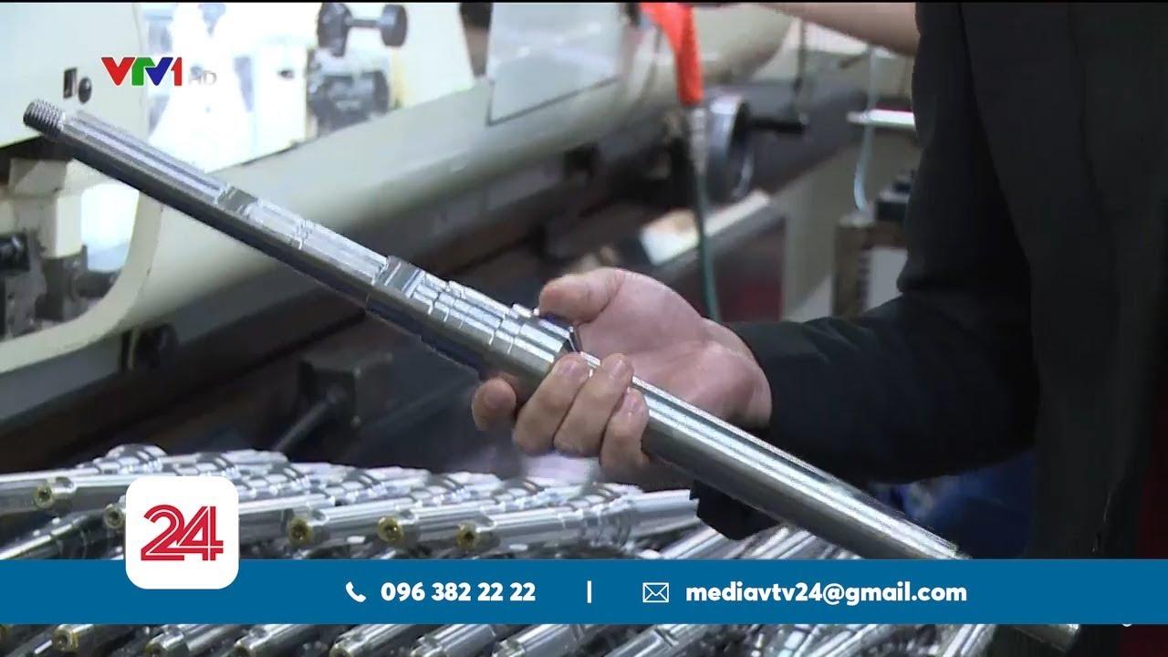 Công nghiệp phụ trợ nhận được nhiều đơn đặt hàng   VTV24