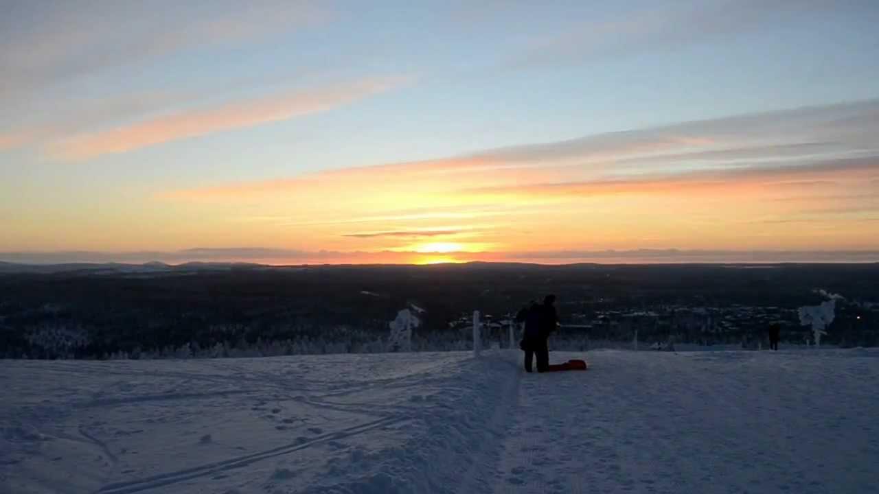 Kuvahaun tulos haulle sunset finland lapland
