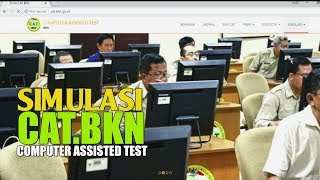 Download Video SIMULASI CAT BKN (Computer Assisted Test) - Test Komputer CPNS 2018 MP3 3GP MP4