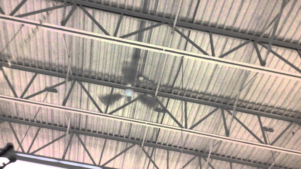 "56"" Canarm industrial ceiling fans at Toys R Us"
