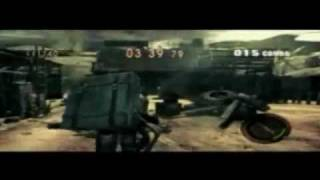 Resident Evil 5 Chris (Heavy metal) SS Asamblea Publica PT2.wmv