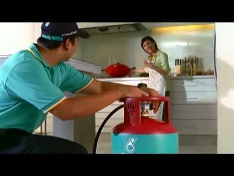 Lbtvc Petronas Gas