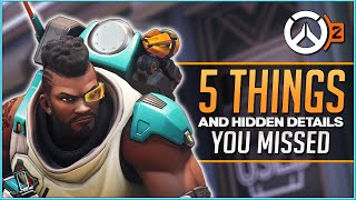 5 THINGS YOU MIŠSED from the Overwatch 2 Playtests