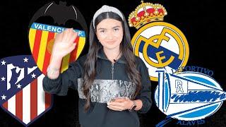 Валенсия Атлетико Реал Мадрид Алавес Прогноз экспресс Примера Испания Футбол
