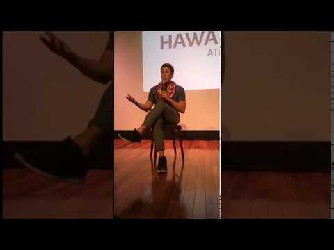 Q&A with Dustin Lance Black at Honolulu Rainbow Film Festival 2017