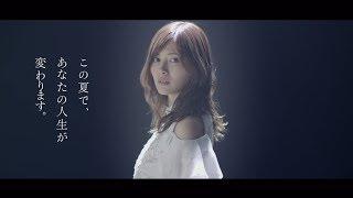 坂道合同オーディションCM 白石麻衣(乃木坂46)編 乃木坂46 動画 5