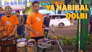YA HABIBAL QOLBI - Cover Angklung, Syahdu Suaranya versi Angklung Carehal (Angklung Malioboro Jogja)