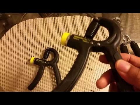 Gold's Gym Adjustable Hand Grip review