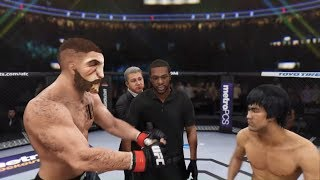 Pretty Boy vs. Bruce Lee (EA sports UFC 3)