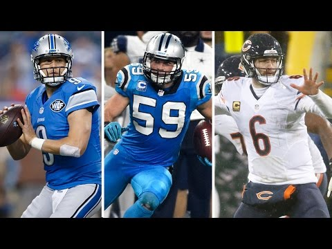 NFL Thanksgiving MVPs (2015) | NFL Now