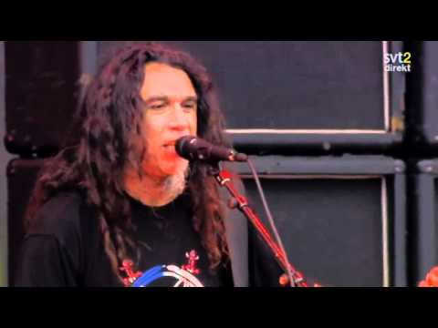 The Big 4  Slayer  South Of Heaven Live Sweden July 3 2011 HD