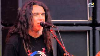 The Big 4 - Slayer - South Of Heaven Live Sweden July 3 2011 HD