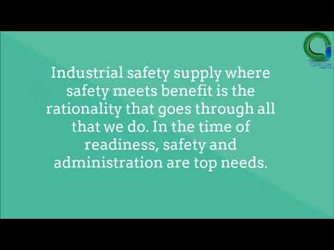 How to get the best industrial safety supply
