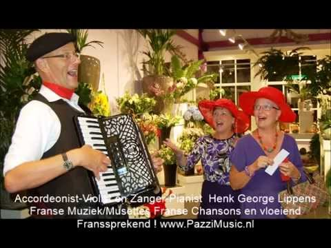Accordeonist Franse Chansons Franse Muziek Musettes Accordeon Accordeonmuziek Accordeoniste youtube