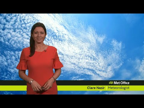Wednesday afternoon forecast 06/02/19