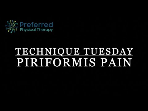 Techniques to Decrease Piriformis Syndrome Pain