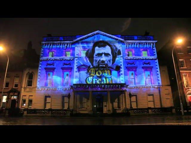 Luminosity, Love Dublin #nfydublin - Slivija Travel Tips - Unravel Travel TV
