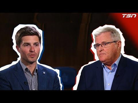 BOB MCKENZIE SITS DOWN WITH LEAFS GM KYLE DUBAS IN EXCLUSIVE INTERVIEW