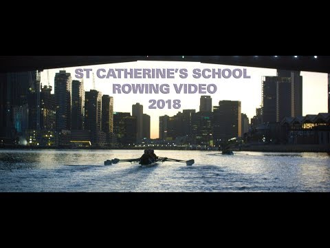 St Catherine's Rowing 2018