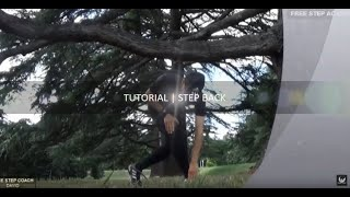 FREE STEP ITALIA OFFICIAL | TUTORIAL | STEP BACK