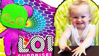 ЛОЛ ЧЕЛЛЕНДЖ 3 Маркера ВПЕРВЫЕ на YouTube / 3 Marker LOL Dolls Challenge