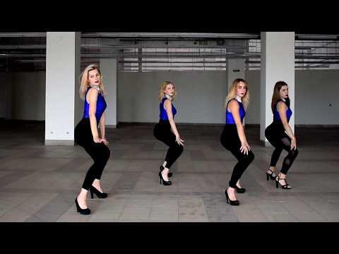 """Шоу-Балет """"Royals"""". Танцевальный Cover (Ольга Бузова - Водица)"""