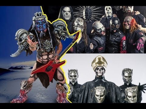 GWAR RATES THEATRICAL BANDS