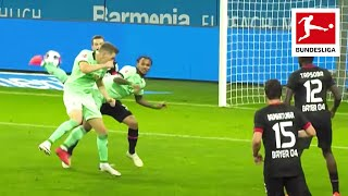 Lazaro Scores Outrageous Scorpion Kick Goal