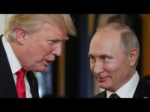 White House and Kremlin agree on time and place for Trump-Putin summit