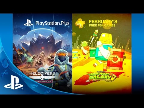 PlayStation Plus Free PS4 Games Lineup February 2016