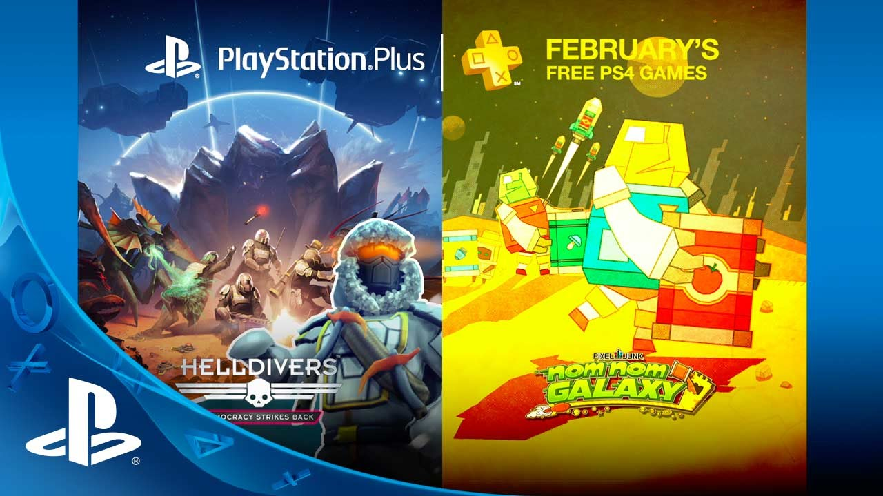 Playstation Plus Free Ps4 Games Lineup February 2016 Youtube