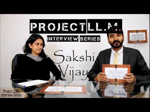 Sakshi Vijay - ILS, Pune (2013) ; University of Melbourne, Australia (2016)