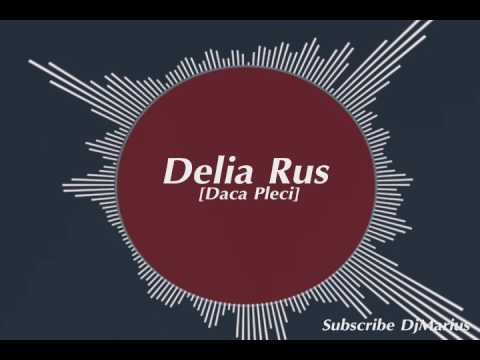 Delia Rus - Daca pleci (Official Audio)