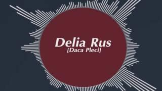 Delia Rus - Daca pleci (Official Audio)