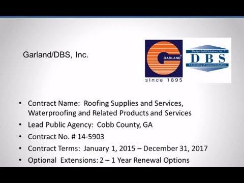 Roofing & Waterproofing Supplies