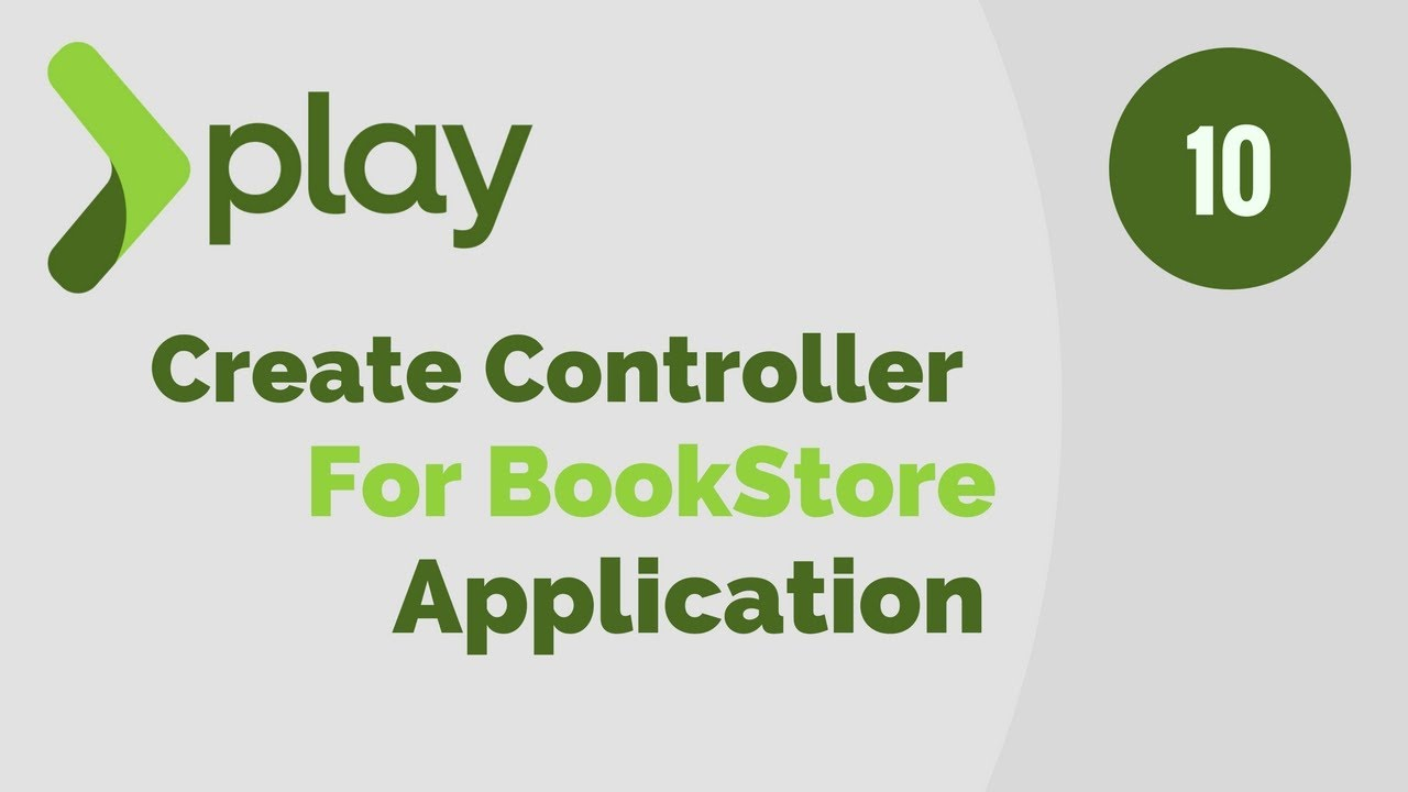 Play Framework Tutorial # 10 | Create Controller for Book Store App in Play Framework