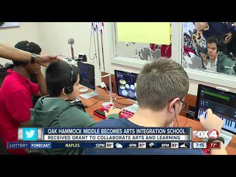 New Music Production Class Offered At Oak Hammock Middle School   7am Live  Report