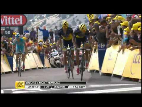 Alberto Contador Tour de France 2013